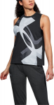 Under Armour Muscle Tank Overlay Logo Atléta trikó