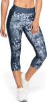 Nohavice 3/4 Under Armour UA HG Print Armour Capri