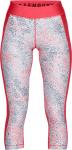 Pantalones 3/4 Under Armour HG Print Armour Capri