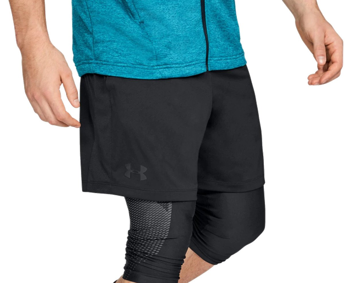 Shorts Under Armour MK1 Short 7in.-BLK