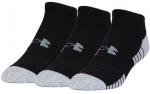 Ponožky Under Armour UA HEATGEAR TECH NOSHOW 3PK
