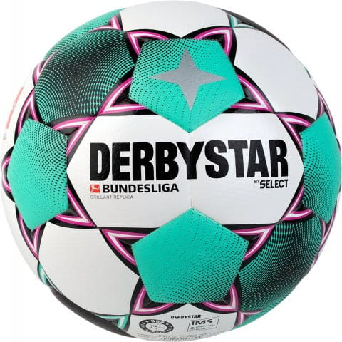 Balón Derbystar Bundesliga Brillant Replica Training Ball
