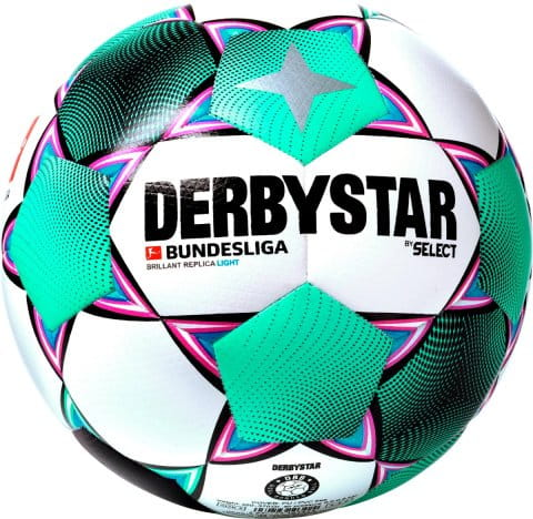 Lopta Derbystar Bundesliga Brilliant Replica Light 350g training ball