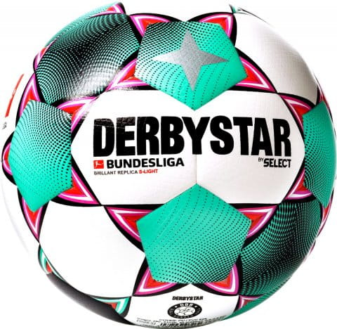 Palla Derbystar Bundesliga Brilliant Replica SLight 290g training ball