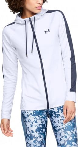 Mikina s kapucí Under Armour Featherweight Fleece FullZip