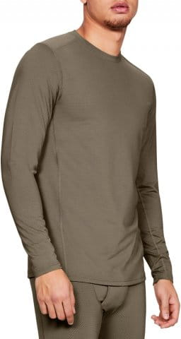 Langarm-T-Shirt Under Armour Tac Crew Base