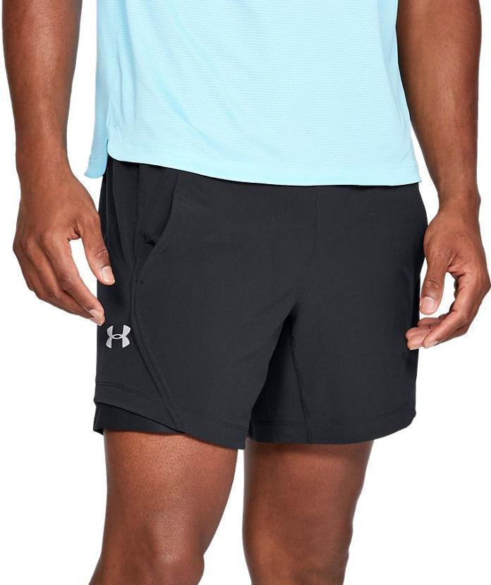 Pánské běžecké šortky Under Armour Speedpocket Linerless