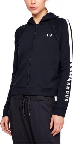 Hooded sweatshirt Under Armour RIVAL FLEECE FZ HOODIE