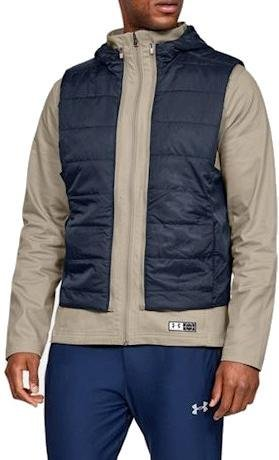 Chaqueta con capucha Under Armour UA Accelerate Transport Jacket