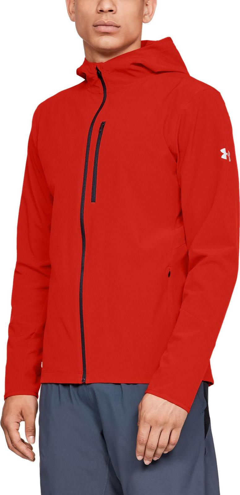 Chaqueta con capucha Under Armour OUTRUN THE STORM JACKET v2