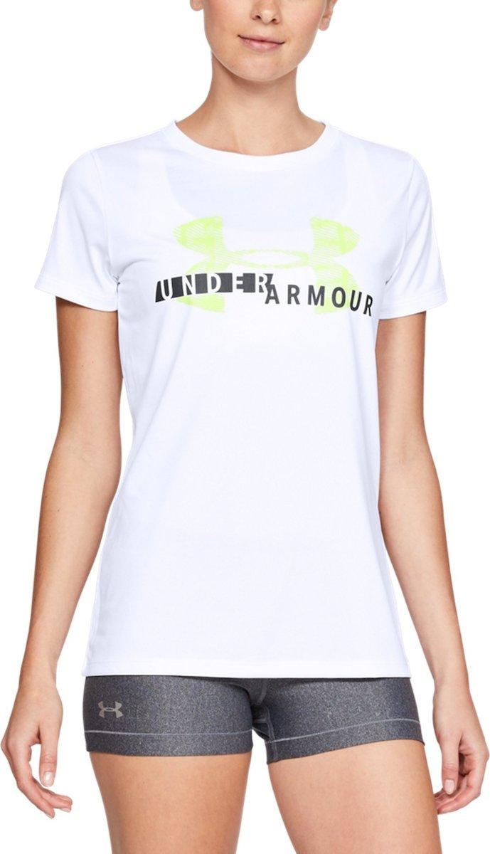 Dámské triko s krátkým rukávem Under Armour UA Tech Graphic