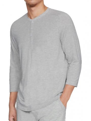 Tee-shirt à manches longues Under Armour Recovery Sleepwear Elite 3/4 Henley