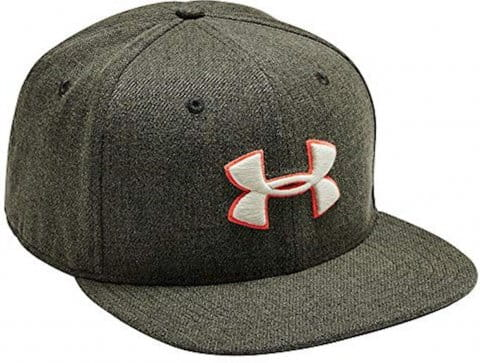 Men s Huddle Snapback 2.0-GRN