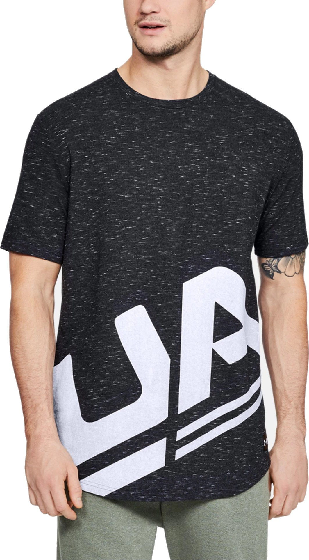 Under Armour UA Sportstyle Branded Rövid ujjú póló