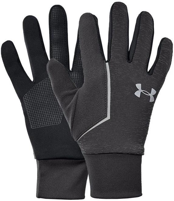 Pánské zimní rukavice Under Armour CGI Run Liner