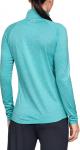 Dámské tričko s dlouhým rukávem Under Armour 1/2 Zip - Twist