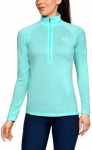 Triko s dlouhým rukávem Under Armour Tech 1/2 Zip - Twist