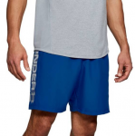 Šortky Under Armour Woven Graphic Wordmark Short-BLU