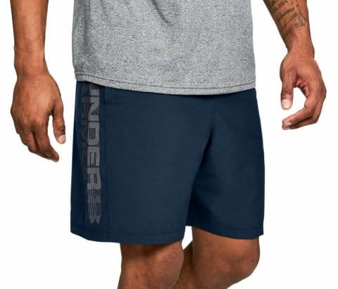 Pantalón corto Under Armour Woven Graphic Wordmark Short