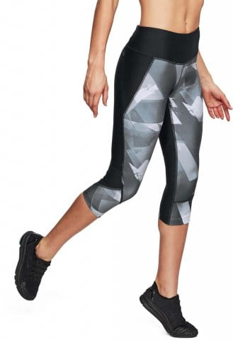 Pantalones 3/4 Under Armour Armour Fly Fast Printed Capri