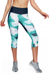 Kalhoty 3/4 Under Armour Armour Fly Fast Printed Capri