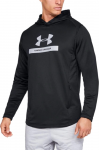 Mikina s kapucí Under Armour MK1 Terry Graphic Hoodie