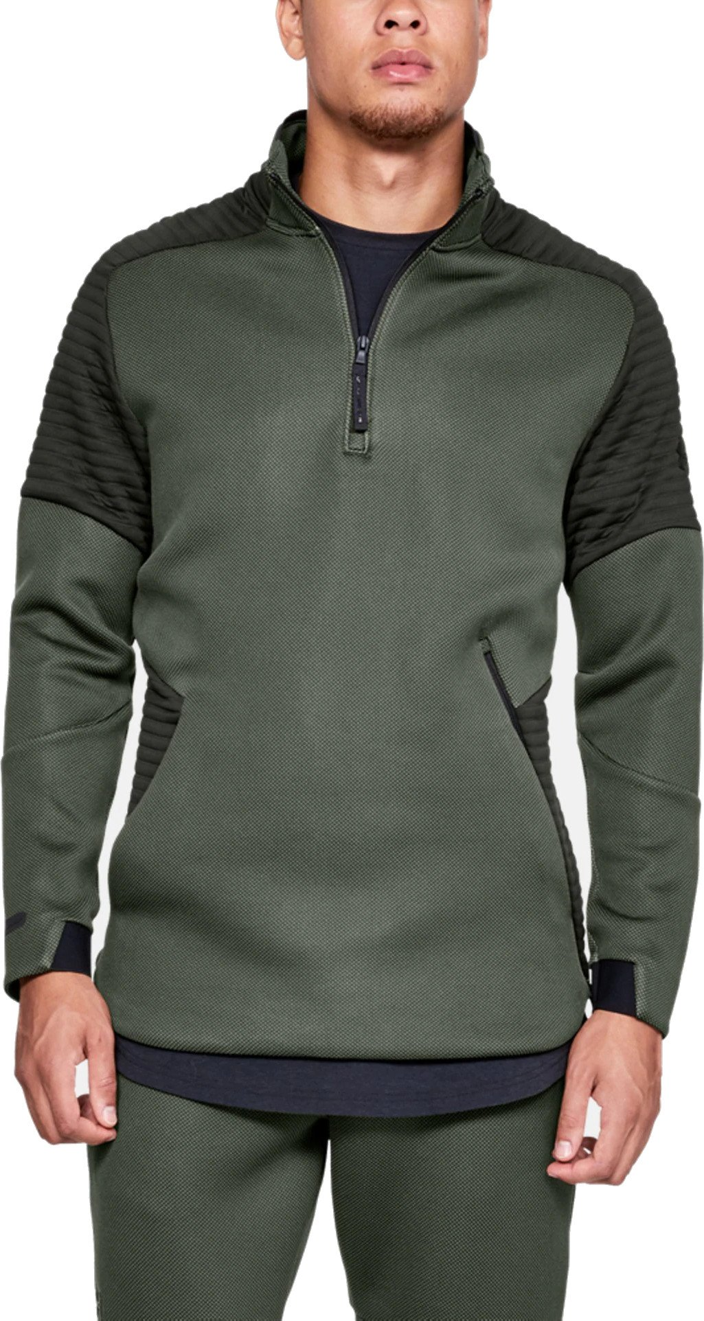Sudadera Under Armour UNSTOPPABLE MOVE 1/2 ZIP