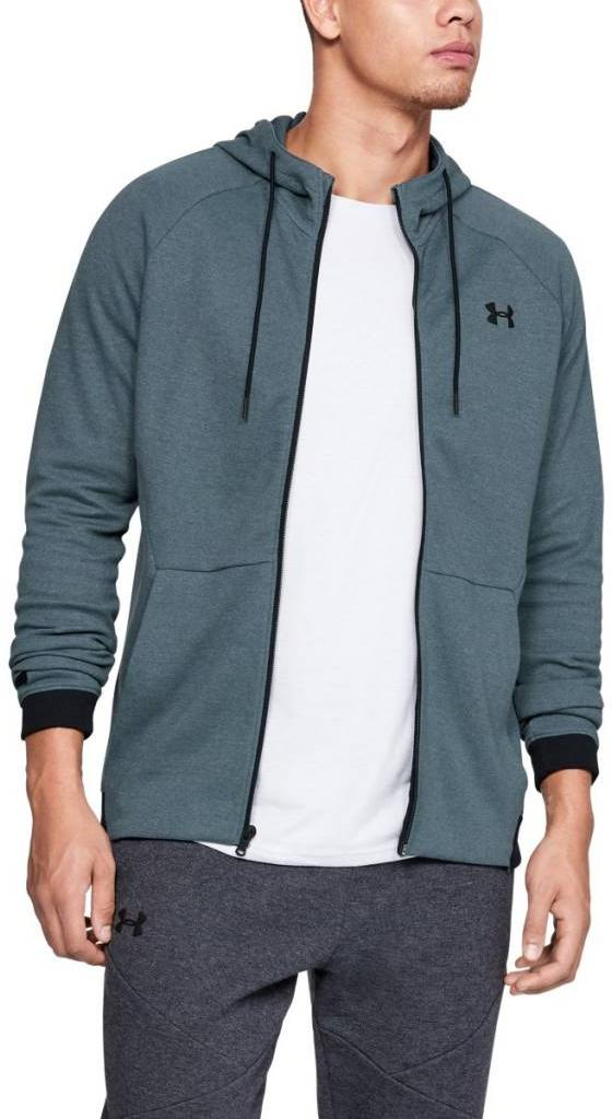 Sudadera con capucha Under Armour UNSTOPPABLE 2X KNIT FZ