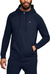 Mikina s kapucňou Under Armour RIVAL FLEECE FZ HOODIE