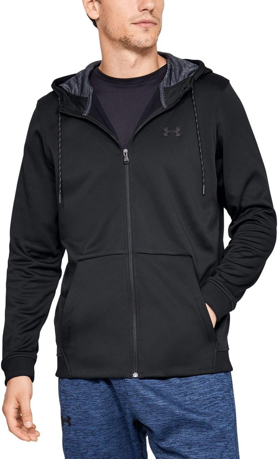Pánská mikina Under Armour Fleece Full zip