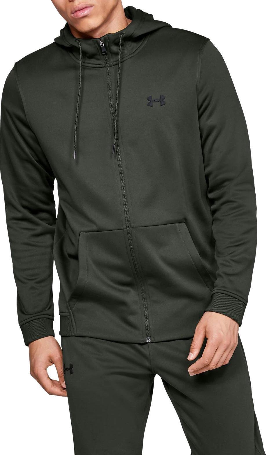 Pánská mikina Under Armour Fleece Full zip