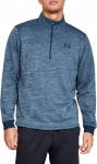 ARMOUR FLEECE 1/2 ZIP-NVY