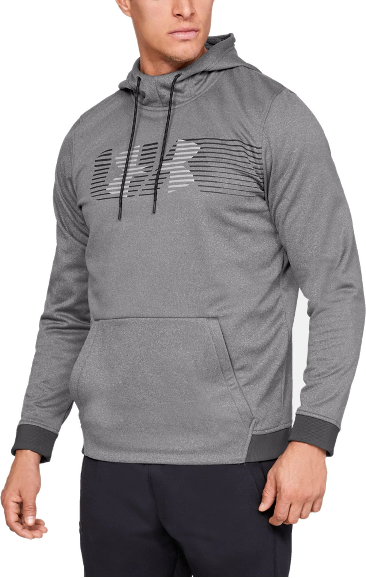 Under Armour ARMOUR FLEECE SPECTRUM PO HOODIE Kapucnis melegítő felsők