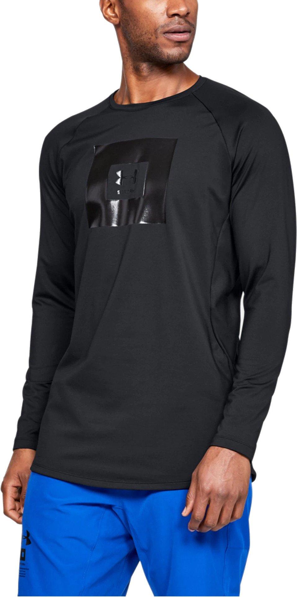 Pánské tréninkové tričko s dlouhým rukávem UA StormCyclone ColdGear