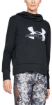 Mikina s kapucí Under Armour Cotton Fleece Sportstyle Logo hoodie