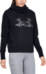Mikina s kapucňou Under Armour Cotton Fleece Sportstyle Logo hoodie