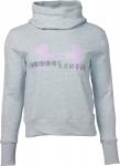 Mikina s kapucňou Under Armour Cotton Fleece Sportstyle Logo hoodie