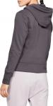 Dámská mikina s kapucí Under Armour Rival Fleece Logo