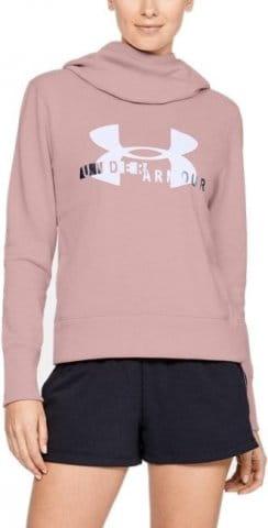 Under Armour Cotton Fleece Sportstyle Logo hoodie Kapucnis melegítő felsők