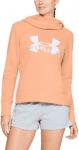 Cotton Fleece Sportstyle Logo hoodie