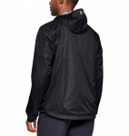 Chaqueta Under Armour UA Forefront Rain Jacket-BLK
