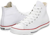 Converse converse chuck taylor as high leather Cipők