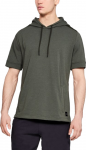 Mikina s kapucí Under Armour MICROTHREAD TERRY SS HOODIE