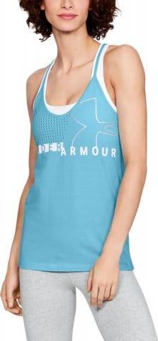 Tílko Under Armour Graphic Fashion WM Logo Tank