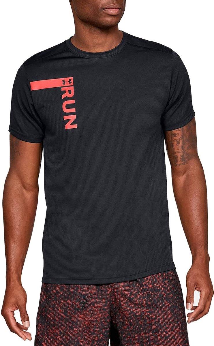 Camiseta Under Armour UA RUN TALL GRAPHIC SS