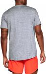 Pánské běžecké tričko s krátkým rukávem UA Run Tall Graphic