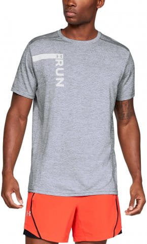 Magliette Under Armour UA RUN TALL GRAPHIC SS