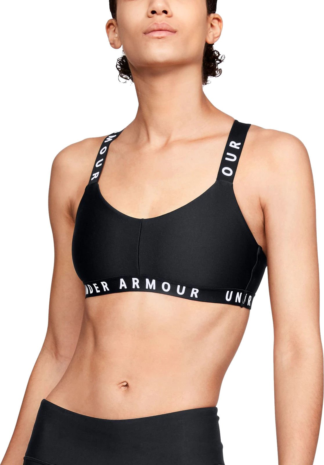 Dámská podprsenka Under Armour Wordmark Strappy
