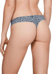 Nohavičky Under Armour PS Thong 3Pack Print