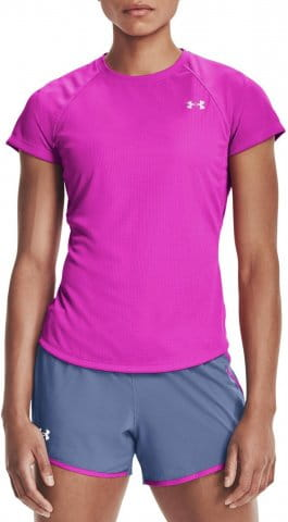 T-Shirt Under Armour UA Speed Stride Short Sleeve-PNK